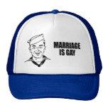 La boda es gay gorro
