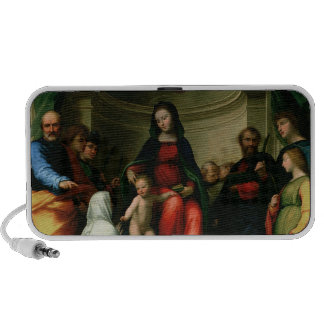 La boda mística de St. Catherine de Siena con Mini Altavoz