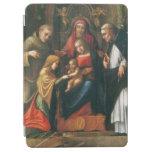 La boda mística del santo Catherine Cubierta De iPad Air