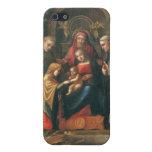 La boda mística del santo Catherine iPhone 5 Funda