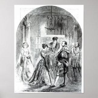La boda privada de Ana Bolena Posters