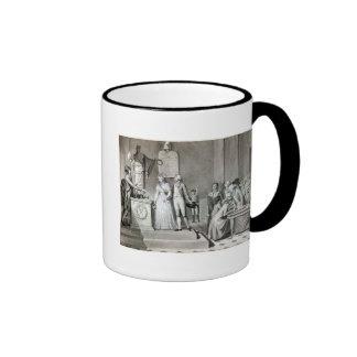 La boda republicana tazas de café