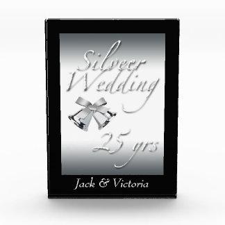 La bodas de plata Aniversario-Personaliza