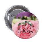 la bodas de plata suena el botón pin redondo de 2 pulgadas