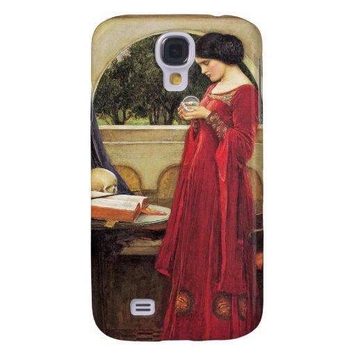 La bola de cristal - arte del vintage - 3G/3GS