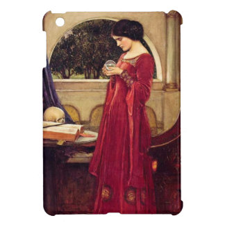 La bola de cristal de Juan W. Waterhouse