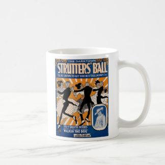 La bola de Darktown Strutter Tazas
