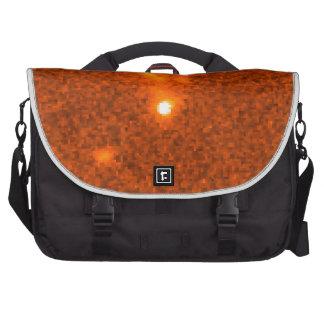 La bola de fuego de descoloramiento del rayo gama