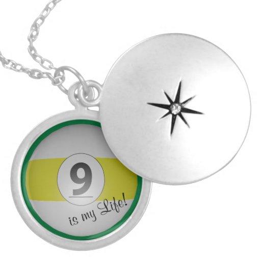 ¡La bola de Niine es mi vida! Medallón