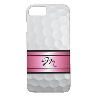 La bola elegante fresca del deporte del golf forma funda iPhone 7