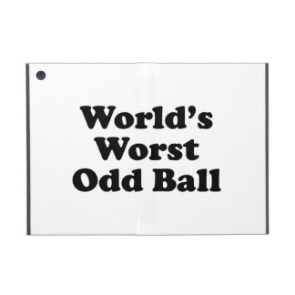 La bola impar peor del mundo iPad mini fundas