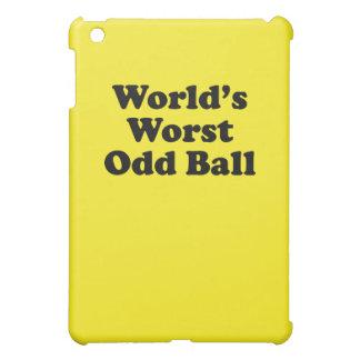 La bola impar peor del mundo iPad mini coberturas
