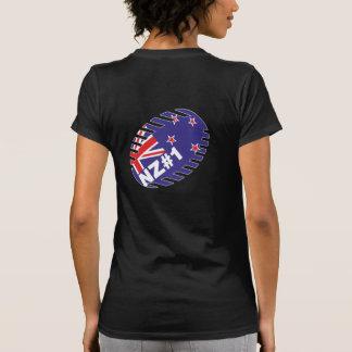 La bola NZ#1 de Rugy apoya Camisetas