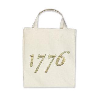 La bolsa de asas 1776 de la independencia