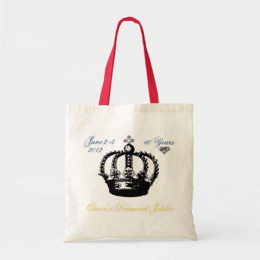 La bolsa de asas 2012 del jubileo de diamante del