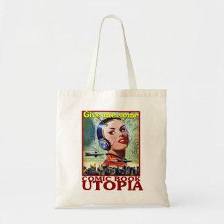 La bolsa de asas 2 del presupuesto de Utopía del c