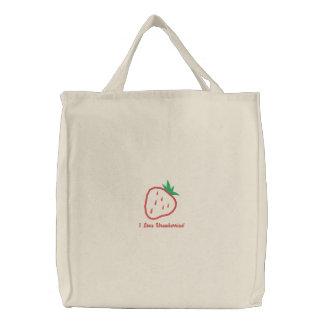 La bolsa de asas adaptable de la fresa