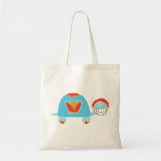 La bolsa de asas afortunada de la tortuga