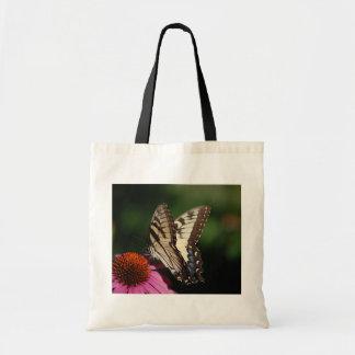 La bolsa de asas ambiental de Swallowtail del tigr