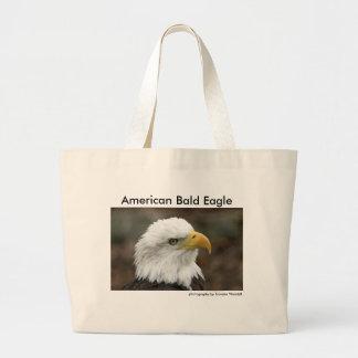 La bolsa de asas americana de Eagle calvo 2