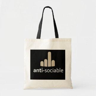 La bolsa de asas Anti-Sociable