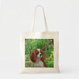 La bolsa de asas arrogante del perro de aguas de r