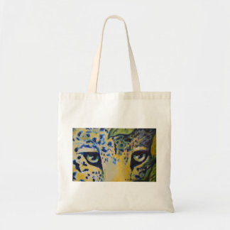 La bolsa de asas - arte salvaje del leopardo del g