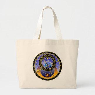 La bolsa de asas astronómica del reloj