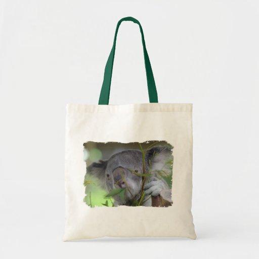 La bolsa de asas australiana de la koala