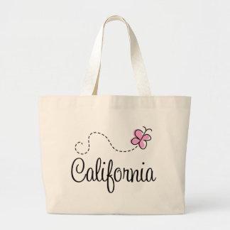 La bolsa de asas bonita de California