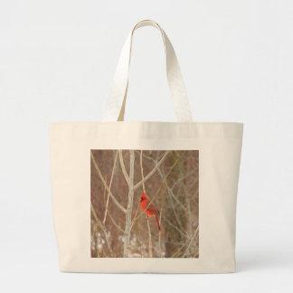 La bolsa de asas cardinal masculina