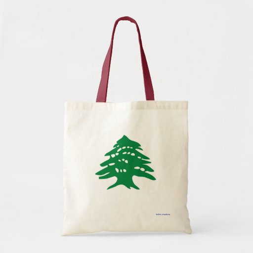 la bolsa de asas - cedro libanés