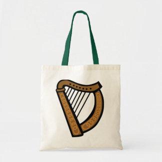 La bolsa de asas céltica de la arpa