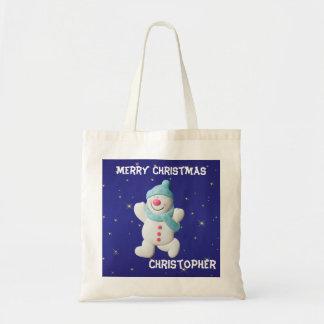 La bolsa de asas conocida del navidad de los mucha