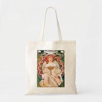 La bolsa de asas de Alfonso Mucha F. Champenois