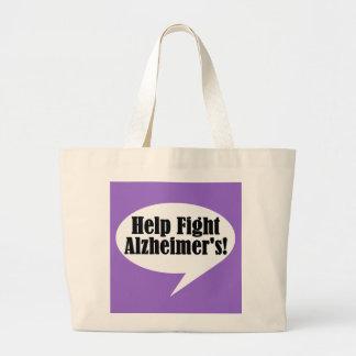 La bolsa de asas de Alzheimer de la lucha de la ay