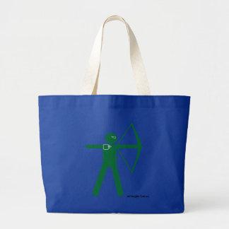 La bolsa de asas de Archer