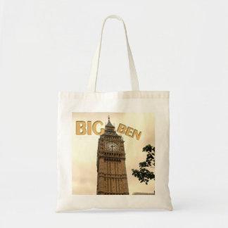 La bolsa de asas de Big Ben