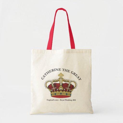 La bolsa de asas de Catherine The Great
