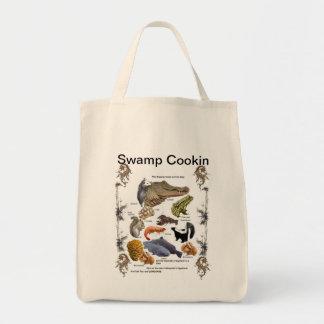 La bolsa de asas de Cookin del pantano