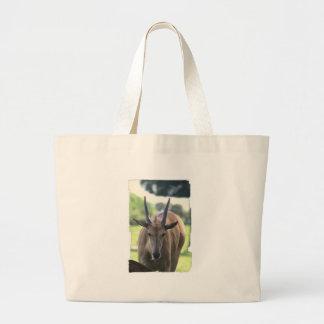 La bolsa de asas de cuernos de Eland