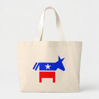 La bolsa de asas de Demócrata