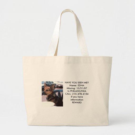La bolsa de asas de Edna