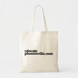 la bolsa de asas de EducatePhoenixville.com