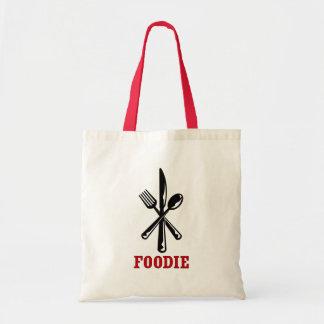 La bolsa de asas de Foodie