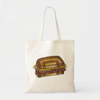 La bolsa de asas de Foodie del bocadillo de Reuben
