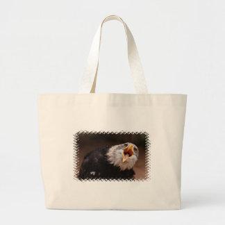 La bolsa de asas de griterío de Eagle