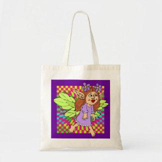 la bolsa de asas de hadas colorida de Childs del t