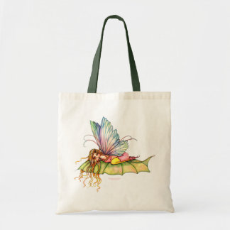 La bolsa de asas de hadas de la primavera dulce, a