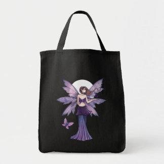 La bolsa de asas de hadas del ultramarinos de la e